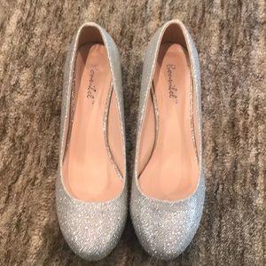 Sparkly Heels *Size 10*